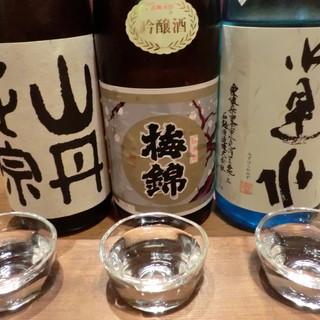 宇和島料理とこだわりの酒