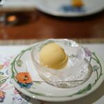 南蛮 銀圓亭 - アイスクリーム