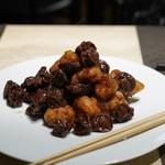 ミモザ - 中国干し梅入り酢豚