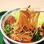 桂花ラーメン - 太肉麺。930円