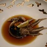 78872910 - 8年物紹興酒に漬けた酔っ払い上海蟹
