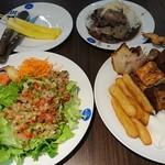 78874567 - ブラジル家庭料理バイキング