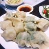 巧之味手工水餃 - 料理写真:招牌水餃と韭菜水餃