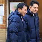 niboshichuukasobasuzuran - 新宿末廣亭の前で('18/01/03)