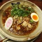 78876101 - 鶏そば(生姜醤油仕立て)