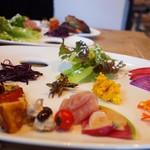 ダイニングカフェ バオバブ - 前菜