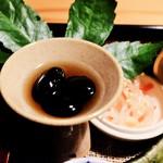 割烹 まつ喜 - 黒豆