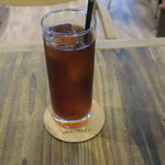 wood good brothers - 水出しのアイスコーヒー