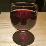 78879991 - ランチセットのワイン