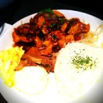 ブリッド - ある日のプレートランチ 油淋鶏(ユー リン チー)