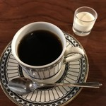 cafe 螢明舎 - ドリンク写真:ケアブレンド(お代わりで300円)