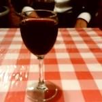 イタリーノ - イタリーノ@福富町 赤ワイン