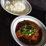 リュクス・ニャーヴェトナム - 朝食ビュッフェ(1,300円)の『カリーガー』2017年12月