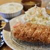 鶴亀 - 料理写真:ヘレ豚カツ定食1630円