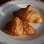 リュクス・ニャーヴェトナム - 朝食ビュッフェ(1,300円)の『クロワッサン』2017年12月