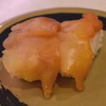 はま寿司 - 赤貝(150円+税)2017年12月