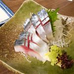 竹串 - 源サバ刺し ¥799