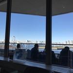タイキュイジーヌ プリンスアンドプリンセス - レストランからの景色