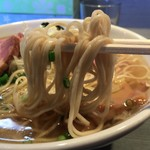 らぁめん 喜乃壺 - 麺リフト