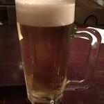 なっぱSUN - 生ビール