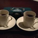 なっぱSUN - 食後のコーヒー