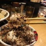 すごい煮干ラーメン凪 - 漁師めし