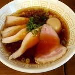 78887809 - 特製醤油らぁ麺