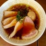 78887813 - 特製醤油らぁ麺