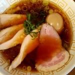 78887819 - 特製醤油らぁ麺