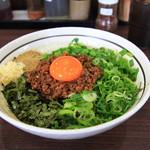 濃厚担々麺はなび - 元祖 台湾まぜそば