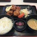 エンジョイ キッチン - チキン南蛮定食