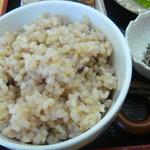 健康食工房 たかの - 発芽玄米