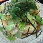 健康食工房 たかの - 豆腐ステーキ