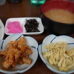 キッチン・和 - (2017/11月)定食の小鉢
