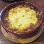越 - 焼きチーズカレー