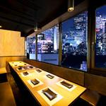 横浜 魚バル&wine オルウェーヴ - 内観写真: