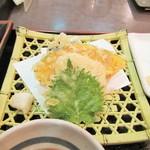 火の国茶屋 - 天ぷら。