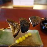 新宿うな鐵 - 椎茸