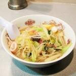 中華麺処 らん蘭 - 太平燕。780円