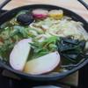 大正庵 - 料理写真:鍋焼きうどん