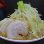 ラーメン二郎 - 料理写真:小ラーメン700円
