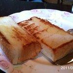 KEATON - トーストセットのトースト