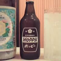 浅草弥太郎 - やっぱりホッピーは、3冷のキンミヤで!!