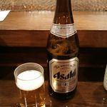 78900982 - 中瓶ビール 530円 2017年12月