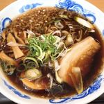 麺処 山百合 - 石川ブラックラーメン