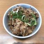 麺処 山百合 - じゅーしー