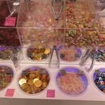 トッティ キャンディ ファクトリー - キャンディトッピング
