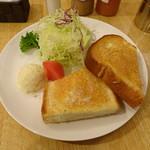 前田珈琲 - イギリスパンセット