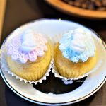 マーマー コーヒー 京都 - マシュフォンデコカップケーキ