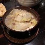 ノースシップ ばる - 白菜のアホスープ